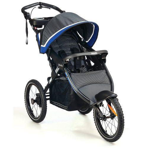 Kolcraft Sprint Pro Jogging Stroller, Sonic Blue - Jogging Strollers
