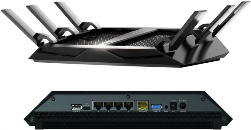 NETGEAR Nighthawk X6 AC3200 - Wireless Routers