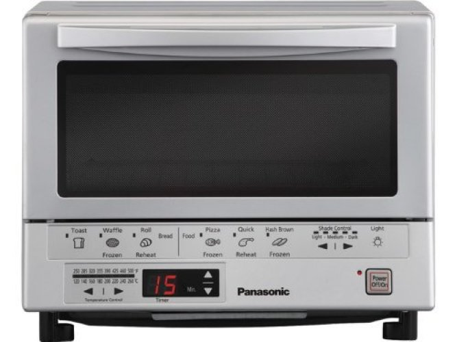 Panasonic Flash Xpress- toaster oven