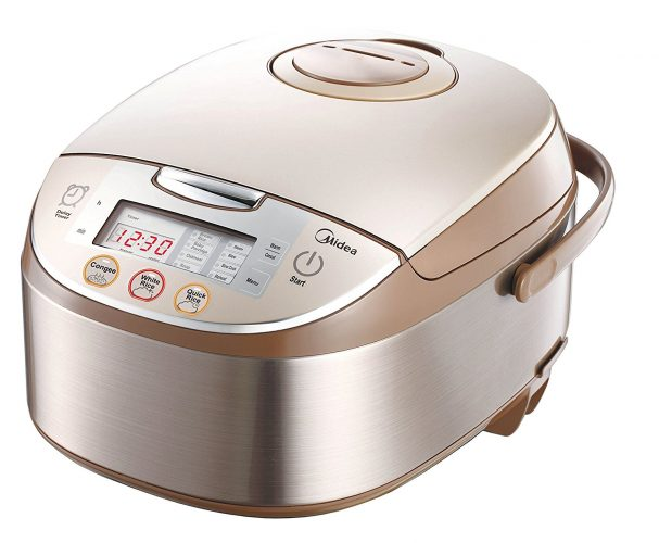 Midea Multi-Functional Smart Rice Cooker-Best rice cookers