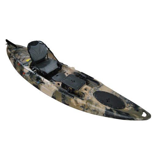 BKC UH-RA220 Fishing Kayak - fishing kayaks