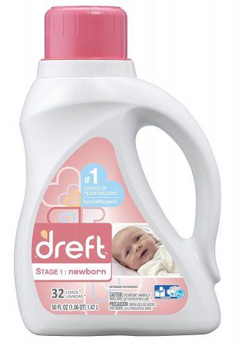 DREFT Baby Detergent - baby detergents