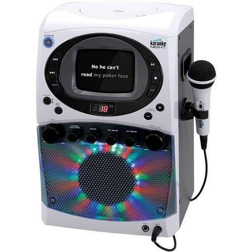 Karaoke Night KN355 System Kid Karaoke Machines