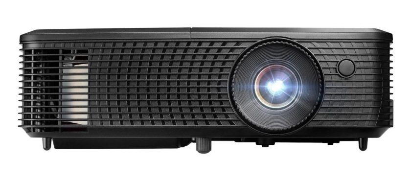 Optoma HD 3D DLP Projector - Projectors under 1000
