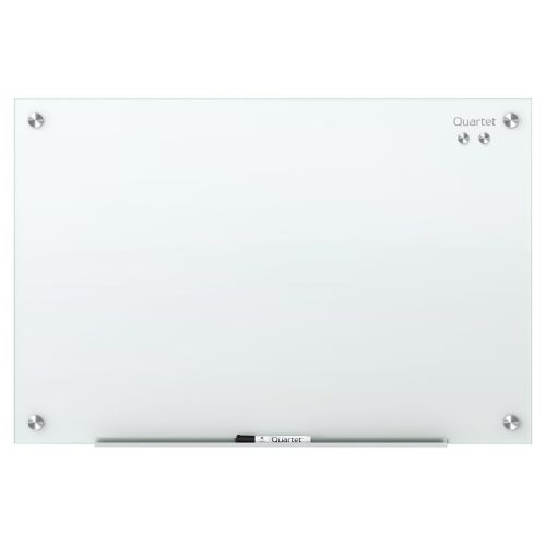 The Quartet Glass Dry Erase Board - office boards