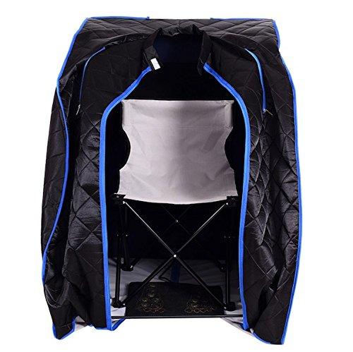 The Relax Far Ray Portable Sauna - Portable Saunas