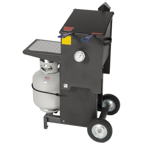 The Two Basket Cajun Fryer from R&V Works-