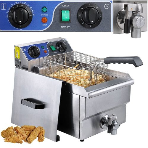 The Yescom Commercial Professional Deep Fryer-