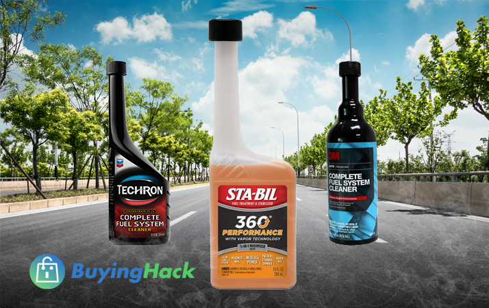 Top 10 Best Fuel System Cleaners in 2017