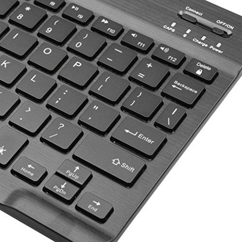 Arteck HB030B Slim Backlit Keyboard-Backlit Keyboards