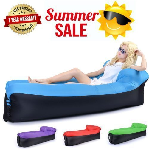 The LeeBon Inflatable Lounger - Inflatable Chairs