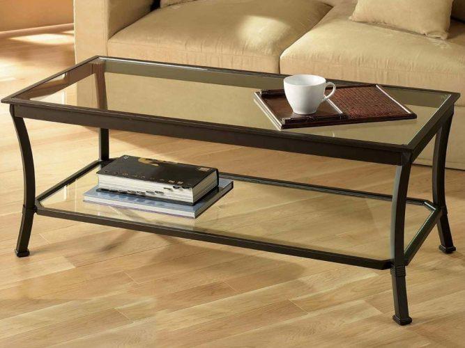 Z-Line Designs Massadona Coffee Table, Bronze