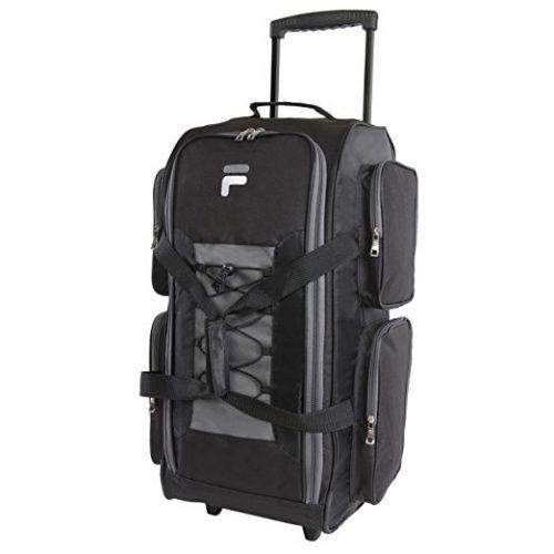 "Fila 26"" Lightweight Rolling Duffel Bag - Rolling Duffel Bags"
