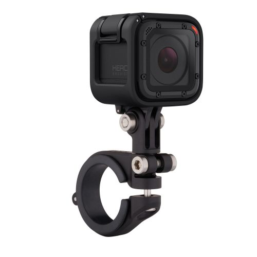 GoPro Handlebar / Seatpost / Pole Mount (GoPro Official Mount) - GoPro Bike Mounts