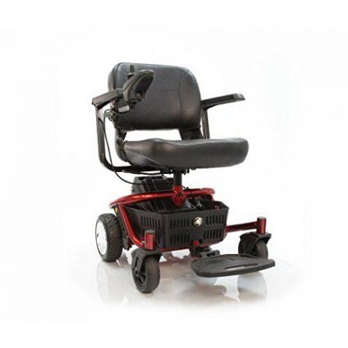 Golden Technologies GP162 LiteRider PTC 162 - Electric Wheelchairs