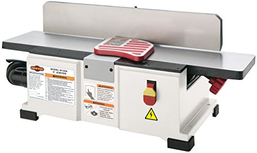 Shop Fox W1829 Benchtop Jointer, 6-Inch - Benchtop Jointer