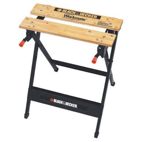Black & Decker WM125 Workmate 125 350-Pound Capacity Portable Work Bench - Portable Workbench