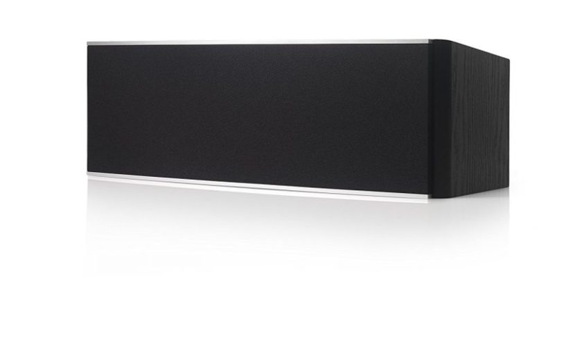 JBL Arena 125C 2-Way, Dual 5.5-Inch Center Channel Loudspeaker (Black) - Center Channel Speakers