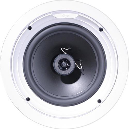 Klipsch R-1800-C In-ceiling Loudspeaker White - in-ceiling speakers