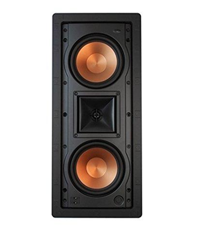 Klipsch R-5502-W II In-Wall Speaker – White - In-wall Speakers