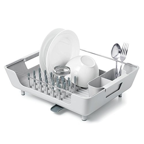 Top 40 Best Dish Rack In 40 Beauteous Sabatier Expandable Dish Rack With Soft Touch Coating