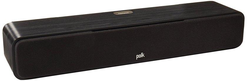 Polk Audio Signature S35 American HiFi Home Theater Slim Center Speaker - Center Channel Speakers