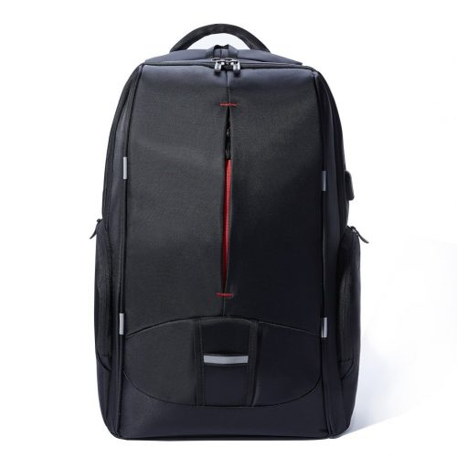 17.3 Inch Laptop Backpack with USB Port, KALIDI Waterproof Rucksack  Lightweight Notebook Bag Hiking Knapsack 26b7b6a3a4