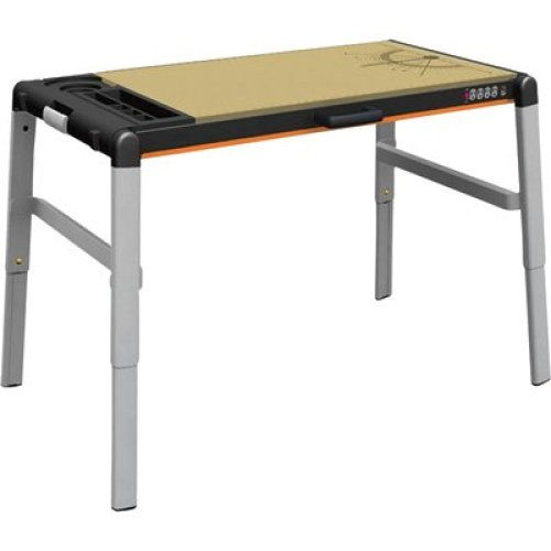 Vika 2-in-1 Workbench and Scaffold - Model# 21010 - Portable Folding Workbenches
