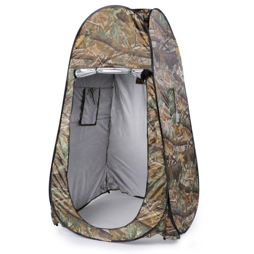 OUTAD Portable Waterproof Pop up Tent Camping Beach Toilet Shower Changing Room Outdoor Bag - Best Shower Tents