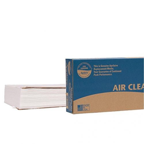 Aprilaire 401 Air Filter Single Pack for Air Purifier Models 2400, Space-Gard 2400 - Furnace Filters