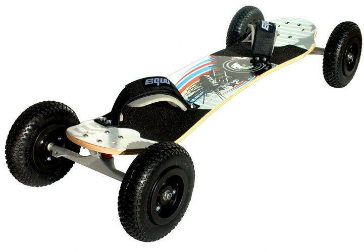 Atom 90 Mountain Board - off-road skateboards