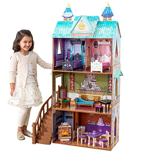 Disney Frozen Arendelle Palace Doll House - Doll House Toys