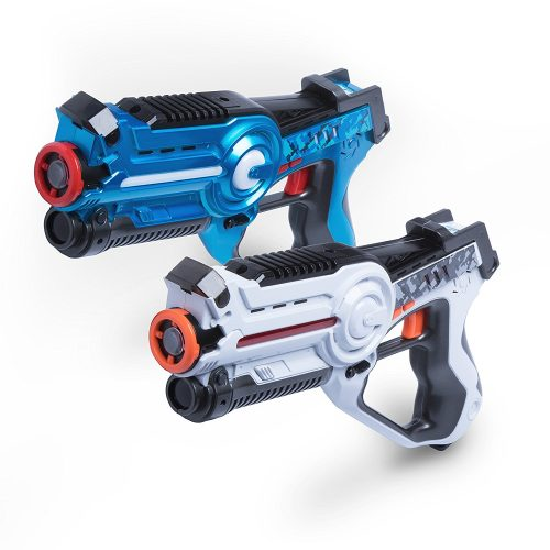 "Force 1 Laser Tag Gun Gaming Set - ""Space Blaster Game"" Multiplayer Laser Tag for Kids Toy with Deluxe 2 Pack Laser Tag Guns Set"