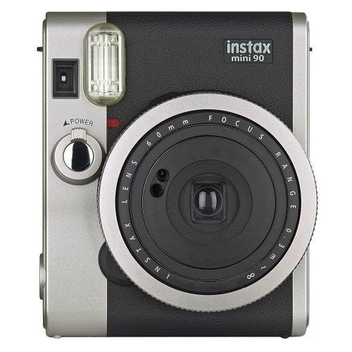 Fujifilm Instax Mini 90 Neo Classic Instant Film Camera - instant film cameras