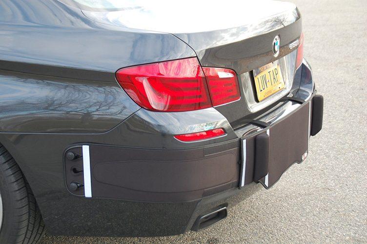 Luv-Tap BG001 - COMPLETE COVERAGE Universal Fit Rear Bumper Guard - Bumper Guards