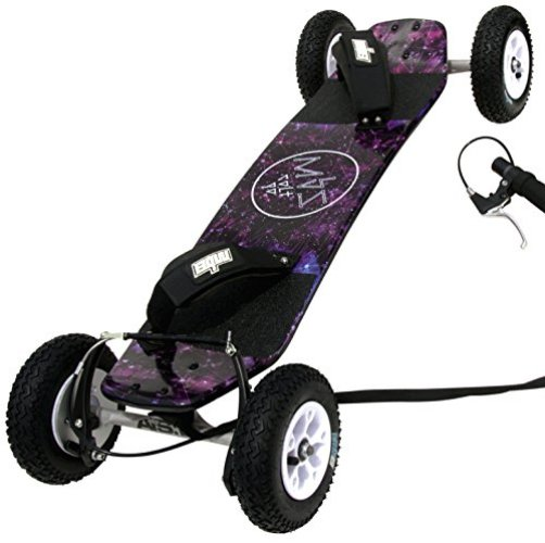 MBS Colt 90X Mountainboard - off-road skateboards