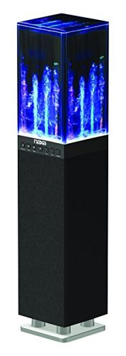 NAXA Electronics NHS-2009 Dancing Water Light Tower Speaker System with Bluetooth - Water Speakers