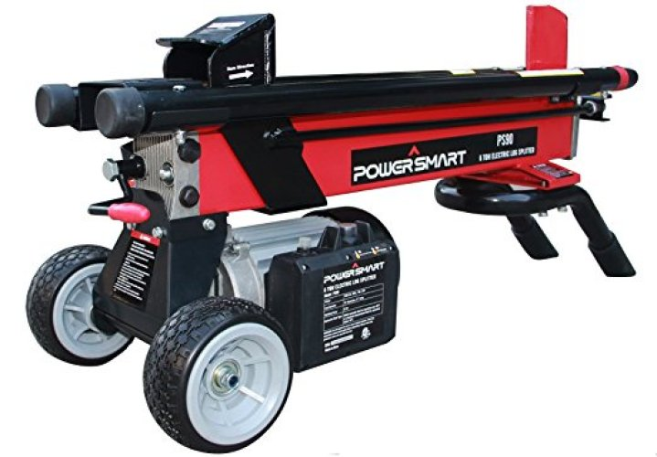 PowerSmart Power Smart PS90 6 Ton Electric Log Splitter - Electric Log Splitters