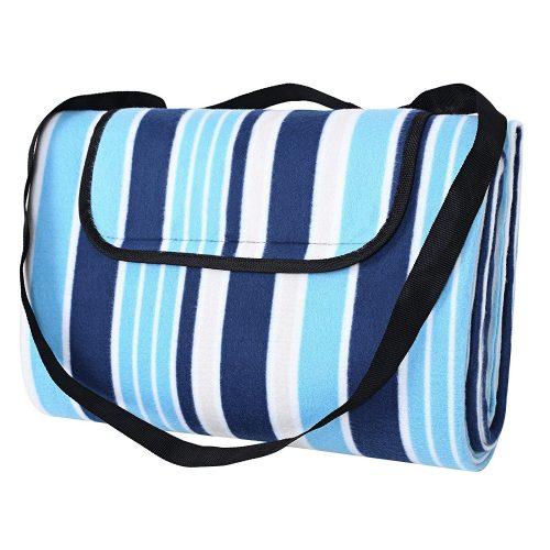 """SONGMICS Outdoor Waterproof Picnic Blanket Beach Blanket 77"""" X 59"""" - Beach Blankets"""