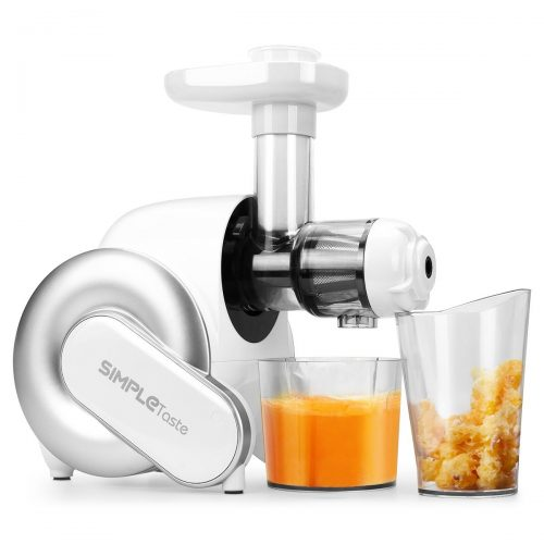 SimpleTaste Electric Masticating Juicer