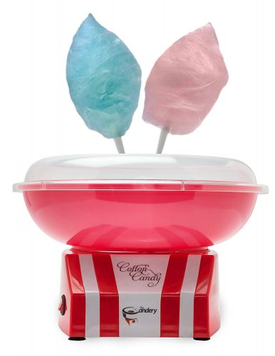 The Candery Cotton Candy Machine - Cotton Candy Maker