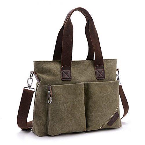 ToLFE Women Top Handle Satchel Handbags - Messenger Bags for Women