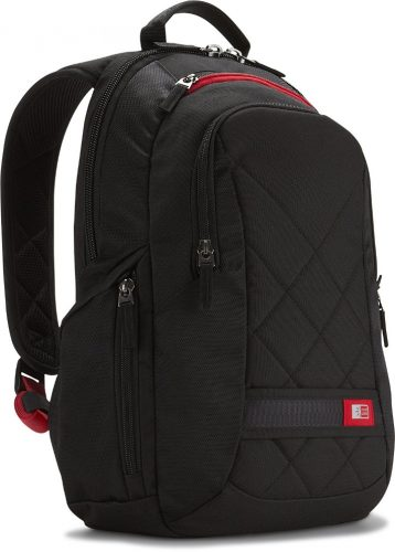 Case Logic DLBP-114 14-Inch Laptop Backpack Bag – Black - 13 Inch 277bd90f7c