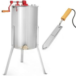 XtremepowerUS 2-Frame Honey Extractor