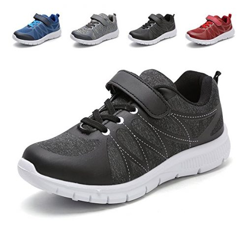 Hawkwell Breathable Lace-up Running Shoes(Toddler/Little Kid/Big Kid)