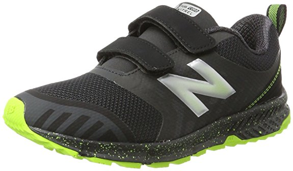 New Balance Kids' FuelcoreNitrel Hook and Loop Trail-R
