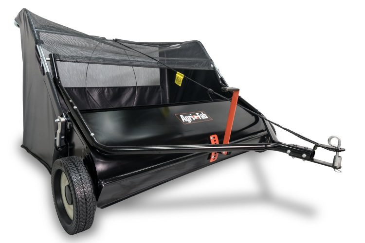 Agri-Fab Tow-Behind Lawn Sweeper, 52