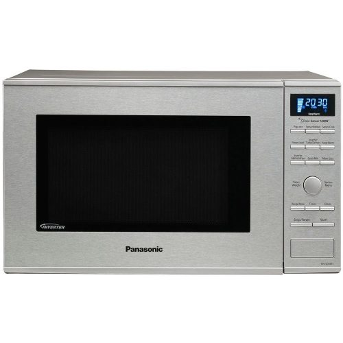 Panasonic Stainless-steel Microwave Oven, Countertop or Built-in