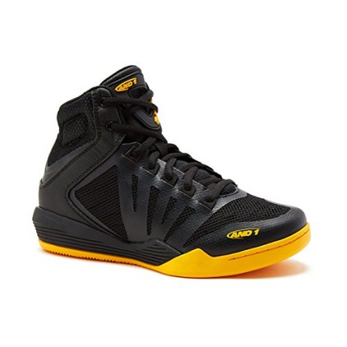 AND 1 Kids' Overdrive Shoe - Basketball Shoes for Kid