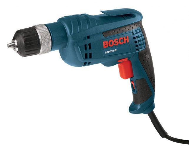 Bosch 1006VSR Chuck Drill - Corded Drill
